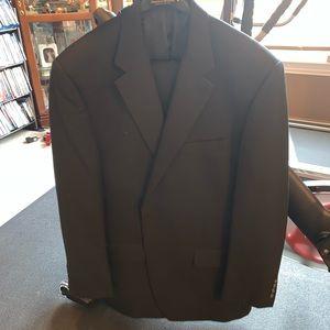 Black Men's Suit by CHAPS